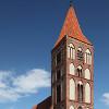 Kościół Ducha Św. - widok od strony zachodniej